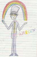 WARDEN by Moronic-Muffin