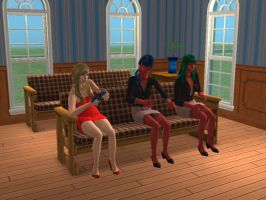 PSG Sims: I honestly dunno. by Sanguijuela