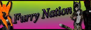 FurryNation Small Banner by xxriah