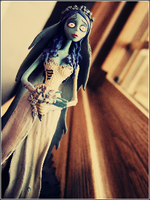 Corpse Bride. by inexessable