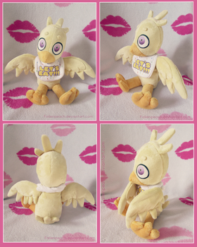 :: Five Nights At Freddy's Chica Plush  :: by Fallenpeach