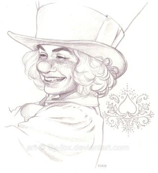 Hatter25: wild card by lily-fox