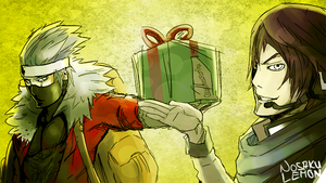 (Secret Santa)Merry Christmas, YouJustGotAnimated! by NosakuLemon