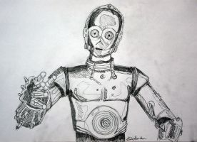 C3PO by circle00