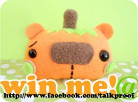 Facebook Giveaway 5 by casscc