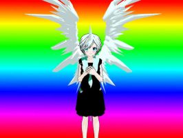 MoTM Entry: Humanized Pegasus by MikuYue