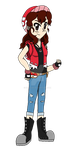 Pkmn Trainer Cole Would Like to Battle! by Lordy-Oh