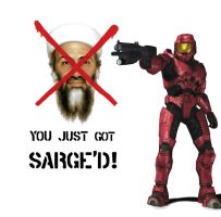 Osama, You Just Got Sarge'd by TheFavs