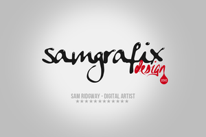Samgrafix Logotype 2012 by Shiftz