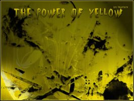 The Power Of Yellow by FantasyPs