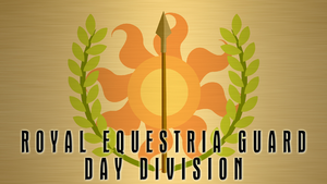 Royal Equestria Guard Day Division Wallpaper by ddrkreature