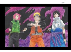 Team 7 reunites! by MTEvans