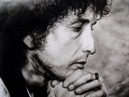 Bob Dylan No.2 by amberj8