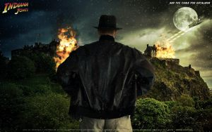 Indiana Jones and the Chase for Excalibur II by Joran-Belar