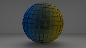 Sphere Extrude Even Cycles by rajasegar