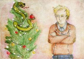 One does not simply celebrate Christmas (part I) by Feliks-Grell