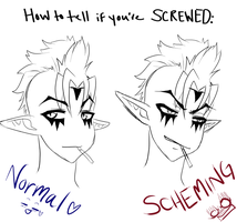 HOW TO TELL IF YOU'RE SCREWED... by MamaGizzy