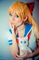 minako aino school cosplay by neliiell