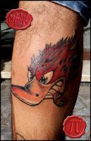 Mrhorsepower tattoo revisited by loop1974