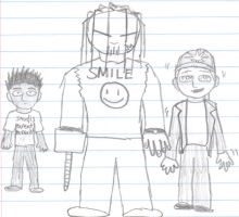 The Main Characters Of ACLW by Aeoess
