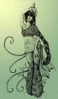 Dryad by TakenFlyght