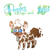 Adopt Doggle 005 :: [CONGRATS GAYMILKYWAY] by sonyaism