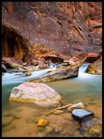 Virgin River - Zion by themobius