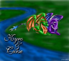 1st place: Kyro and Curse by Seeraphine