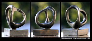 paperweight no 5 by SculptorBoris