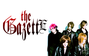the GazettE Plain Wallpaper by distressedcoma