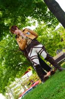 Attack on Titan - Eren by Wingedisis16