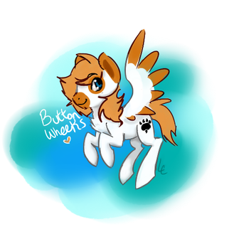 Button Wheeks by RYukitsume