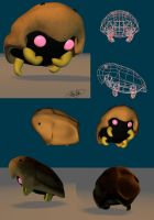 3D Kabuto by omtay