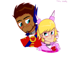 MY ULTIMATE OTP by Cookie-Waffle