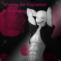 Valentine's card by GeminiFall