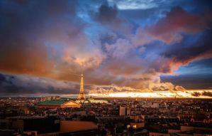Paris After The Storm by ledo4life