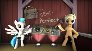 [SFM] Semi-Perfect Podcast by TheEvaFreak