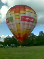 Hot-air balloon 2 by Eliann