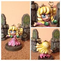 Soda pop miniatures Princess Ruby by velvetmark