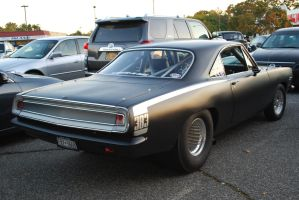 1969 PLYMOUTH Barracuda 383 (II) by HardRocker78