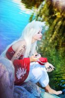 Kitsune by Nadin666999