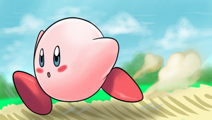 Kirby by WaniRamirez