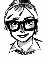 glasses by Catberry