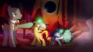 [MLP] Trio attack by Luke262