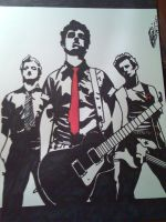 Green day by violinfutbol