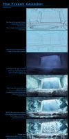 Frozen Chamber - steps by BlueRogueVyse