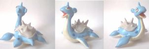 I choose you: Lapras by unicornstrike