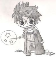 Harry Potter :3 by LifYeah