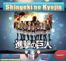Shingeki no Kyojin V4 ICO And PNG by bryan1213