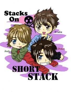 short stack chibified by pyratebabe